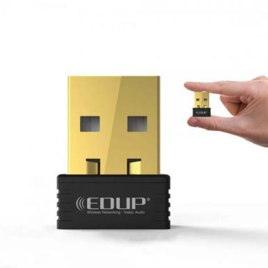 EDUP 150MBPS WIFI RECEIVER NANO ADAPTER