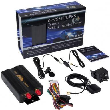 Original TK103A Auto Vehicle Car GPS Tracker