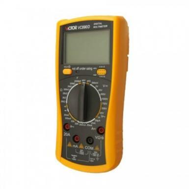 Victor VC890D Digital Multimeter - 25% Off