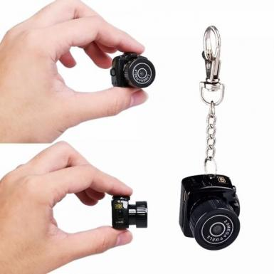 Y2000 720P Mini Digital DV Camera Camcorder