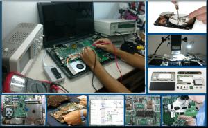 Laptop Servicing in Dhaka...