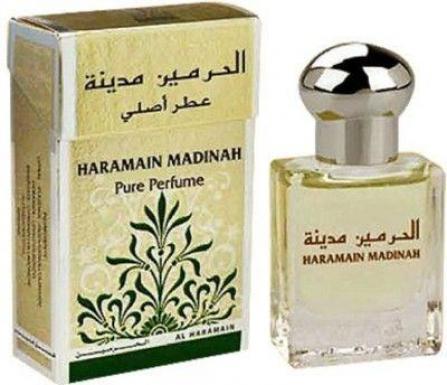 Al Haramain Madinah Attar (15ml, AHP1640)