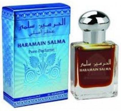 Al Haramain Salma Oriental Perfume Oil (Attar, 15ml, AHP1646)