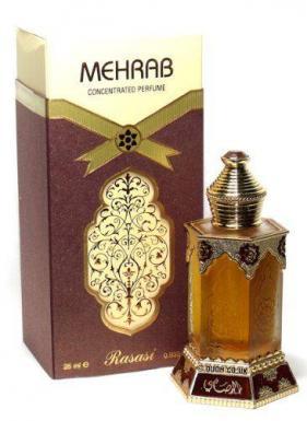 Mehrab Arabian Attar Oil By Rasasi 25ml