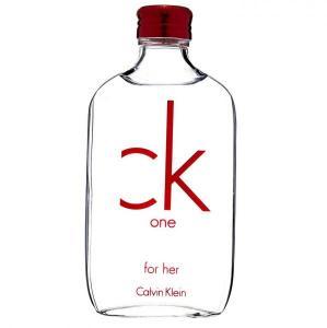 CK One Red Edition Women - Eau De Toilette,100ml