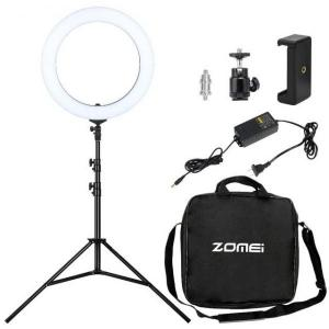 Zomei 18-inch LED Ring Light 50W 3200-5500K