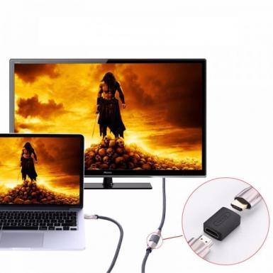 HDMI female to female adapter