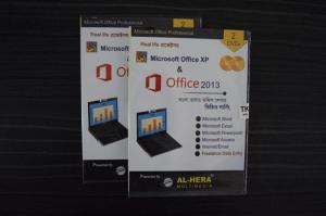 Microsoft Office XP & Office 2013