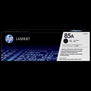 HP 85A Black Original LaserJet Toner