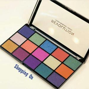 Makeup Revolution Reloaded Palette- Passion For Colour (From UK)