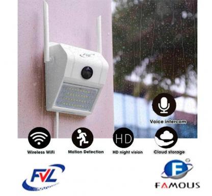 Fv-D6 Wall Lamp Camera