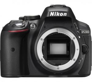 Nikon D5300 DSLR CAMERA Kit 18-55mVR II LENS