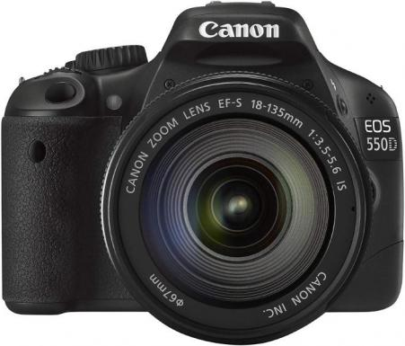 Canon EOS 550D Digital SLR Camera 18-55 mm Kit