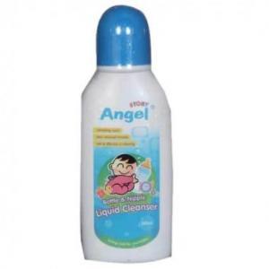 Angel Stony Bottle & Nipple Liquid Cleanser - 300 ML
