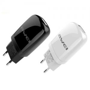 Awei C-821 Universal Usb Quick Travel Charging Adapter