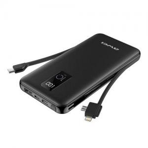 Awei P41K 10000mAh Type C Micro USB Power Bank