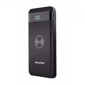 Awei P55K 10000mAh Wireless Power Bank