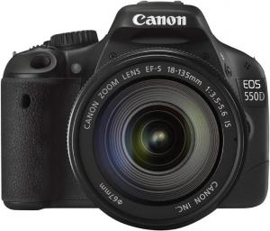 Canon EOS 550D Digital SLR Camera 18-55 mm Kit