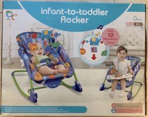 Infant-to-Toddler Rocker
