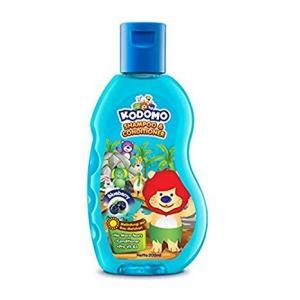 Kodomo Baby Shampoo & Conditioner Blueberry- 200ml