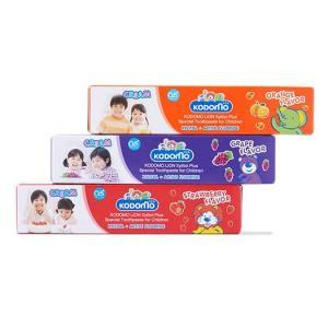 Kodomo Cream Toothpaste