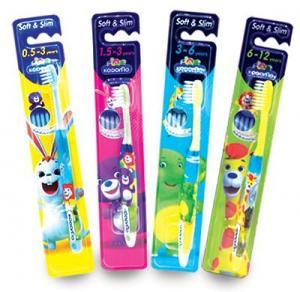 Kodomo Toothbrush Soft & Slim