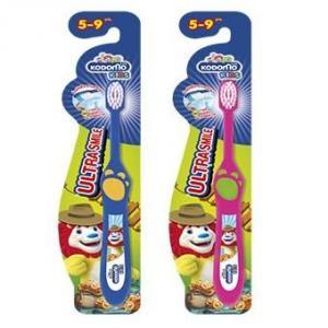 Kodomo Toothbrush Ultra Smile