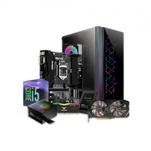 Intel Gaming PC 9th Gen Core i5-9400 240GB SSD 8GB RAM