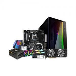 Intel Gaming PC 9th Gen Core i9-9900k 1TB SSD With 256GB SSD 32GB RAM