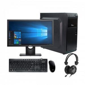Intel Gaming PC 9th Gen Core i5-9400F 120GB SSD 4GB RAM