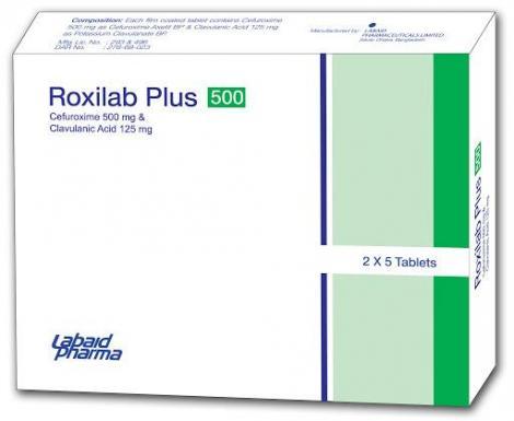 Roxilab Plus Tablet
