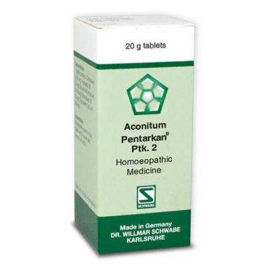Aconitum Pentarkan® Ptk. 2 -  সাধারণ ঠান্ডা ও জ্বর
