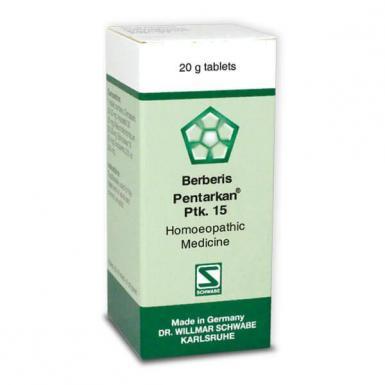 Berberis Pentarkan® Ptk. 15 - কিডনিতে পাথর রোধে সহায়ক