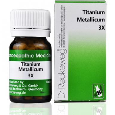 Titanium Metallicum 3X 20g - Made in Germany