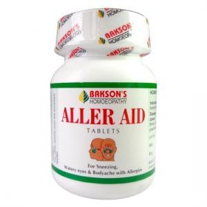 Bakson Aller Aid - নাকের ঠান্ডা বা ধুলোবালি এলার�