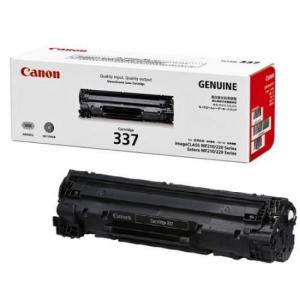 Canon 337 Black Toner Cartridge