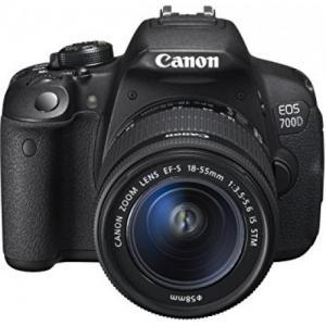 CANON EOS 700D 18.0MP