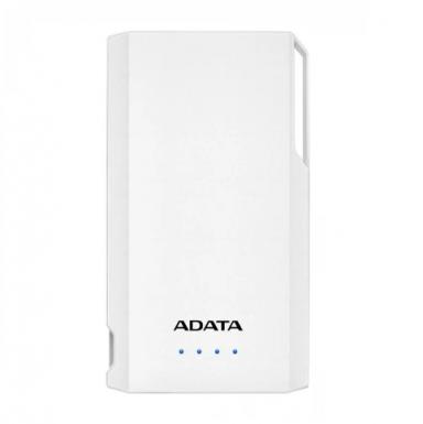 A Data S 10000 White Power Bank 10000mAh