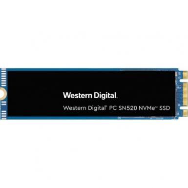WD 128GB M.2 PCIe SSD
