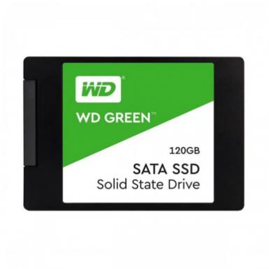 WD Green 120GB 2.5 Inch SATAIII SSD