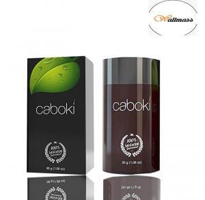 Caboki Hair Building Fiber.
