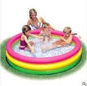 Baby swim pool