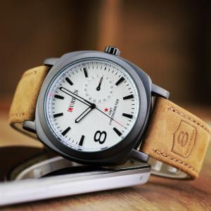 CURREN Stylish Quartz Analog Watch