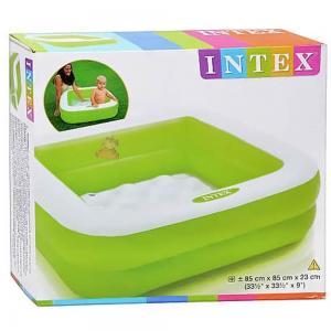 INTEX INFLATABLE BOX POOL