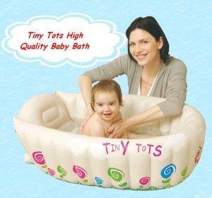 summer sea baby bathtub