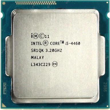 Intel® 4th Generation Core™ i5-4460 3.20GHz Processor