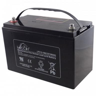 Leoch LP12-100 (12V 100Ah) UPS Battery