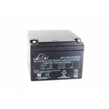 Leoch LP12-26 (12V 26Ah) UPS Battery