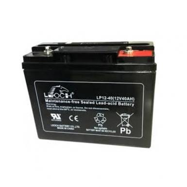 Leoch LP12-40 (12V 40Ah) UPS Battery