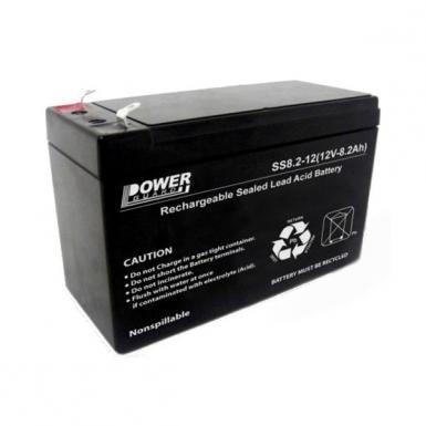 Power Guard 12V 8.2Ah UPS Battery